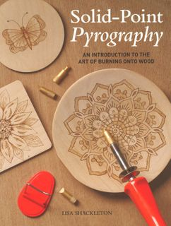 Solid-Point Pyrography