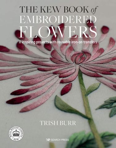 Kew Book of Embroidered Flowers