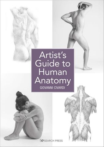 Artist's Guide to Human Anatomy