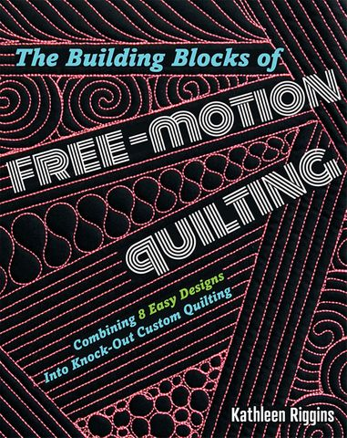 Building Blocks for Free-Motion Quilting