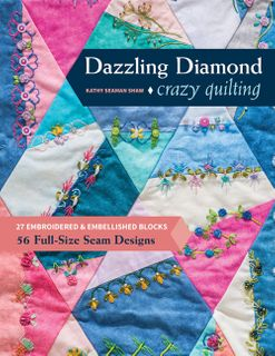 Crazy Quilting Dazzling Diamond