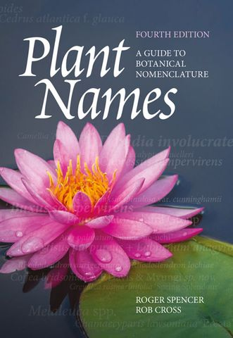 Plant Names 4th Edition