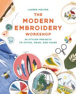Modern Embroidery Workshop