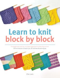 Learn How to Knit Block by Block