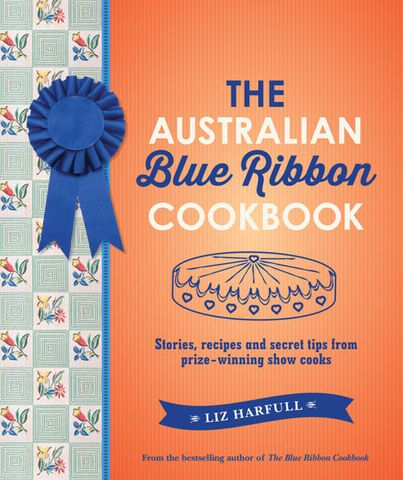 Australian Blue Ribbon Cookbook