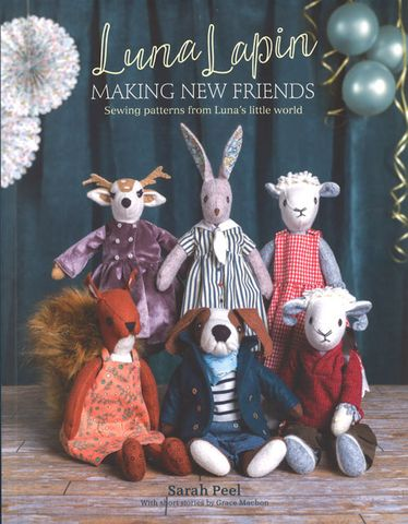 Luna Lapin: Making New Friends