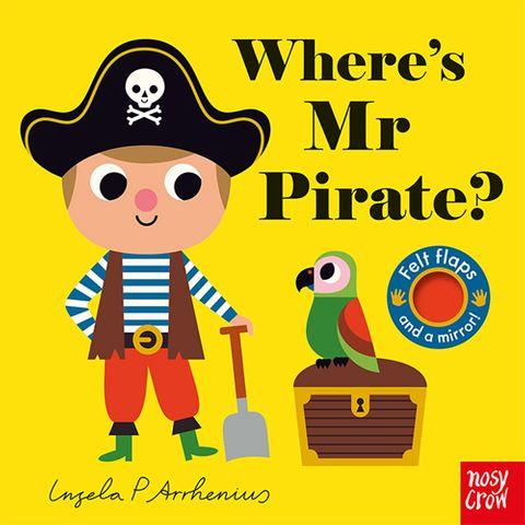 Where's Mr Pirate