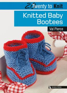 20 to Knit: Knitted Baby Booties