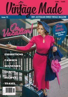 Vintage Made Magazine #15