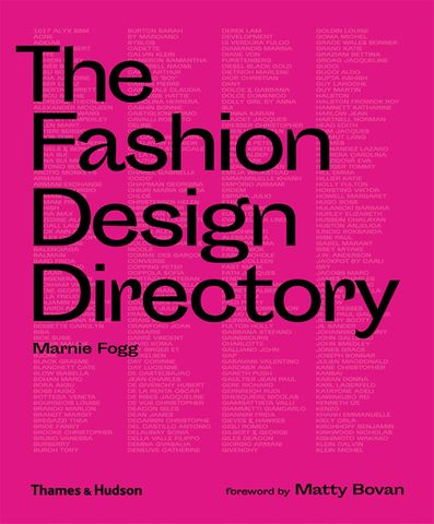 Fashion Design Directory: Revised Edition