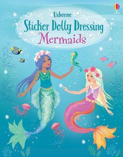 Sticker Dolly Dressing: Mermaids