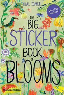 Big Sticker Book of Blooms