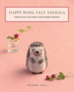 Happy Wool Felt Animals