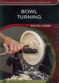 DVD Bowl Turning
