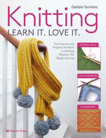 Knitting Learn It. Love It.