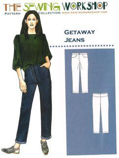 Getaway Jean