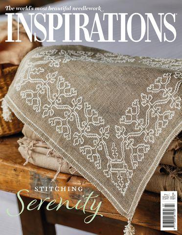 Inspirations #107 – Stitching Serenity