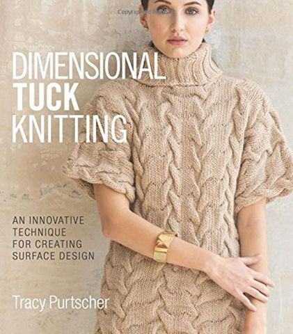 Dimensional Tuck Knitting