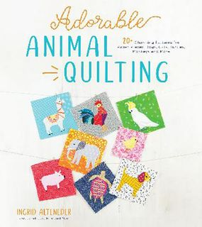 Adorable Animal Quilting
