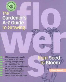 Gardener's A-Z Guide to Flowers