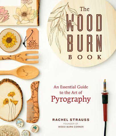 Wood Burn Book