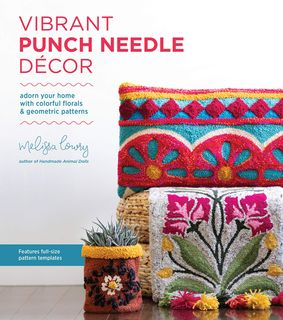 Vibrant Punch Needle Décor