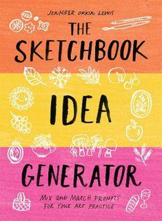 Sketchbook Idea Generator