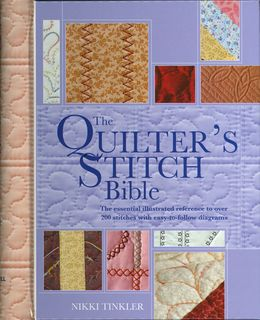 Quilter's Stitch Bible
