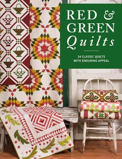Red & Green Quilts