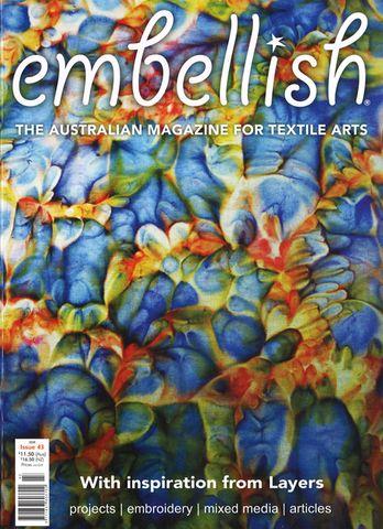 Embellish Magazine #43