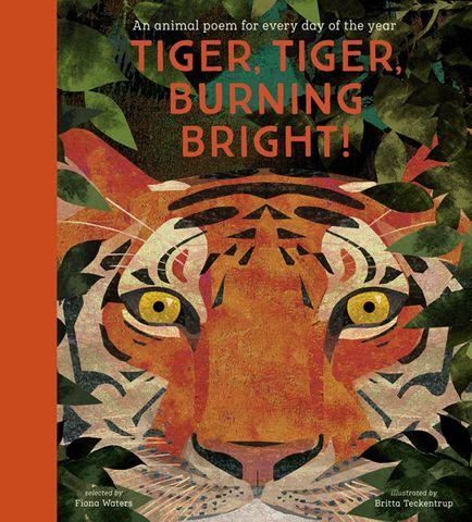 Tiger Tiger Burning Bright!