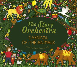 Carnival of the Animals: The Story Orchestra