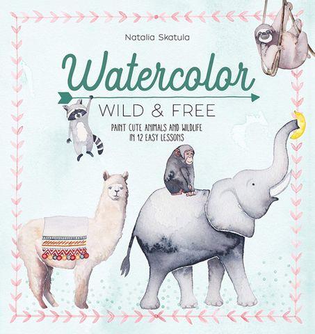 Watercolour Wild & Free