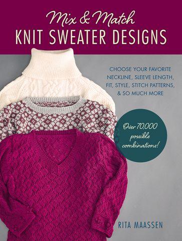 Mix & Match Knit Sweater Designs