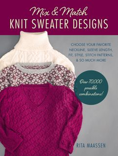 Mix & Match Knit Sweater Designs
