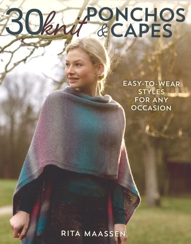 30 Knit Ponchos and Capes