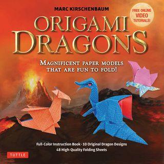 Origami Dragons