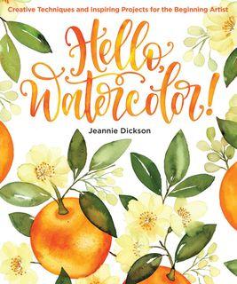 Hello, Watercolour!