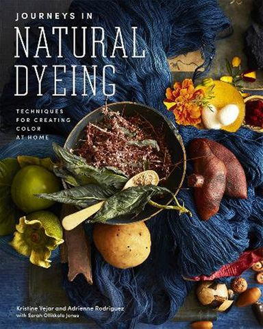 Journeys in Natural Dyeing