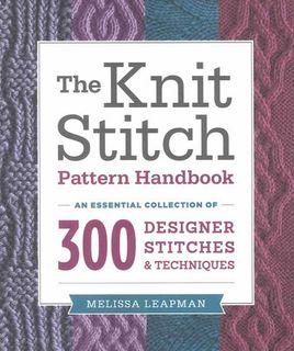 Knit Stitch Pattern Handbook