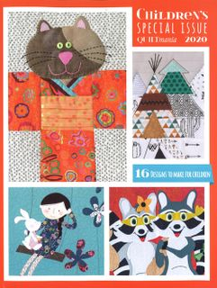 Quiltmania Children's Special Issue 2020
