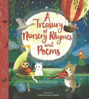 Treasury of Nursery Rhymes and Poems