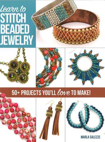 Learn to Stitch Beaded Jewelry