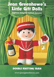 Jean Greenhowe's Little Gift Dolls