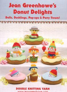 Jean Greenhowe's Donut Delights
