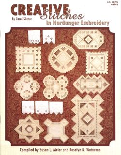 Creative Stitches in Hardanger