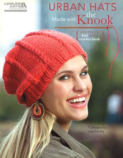 Urban Hats Made with the Knook