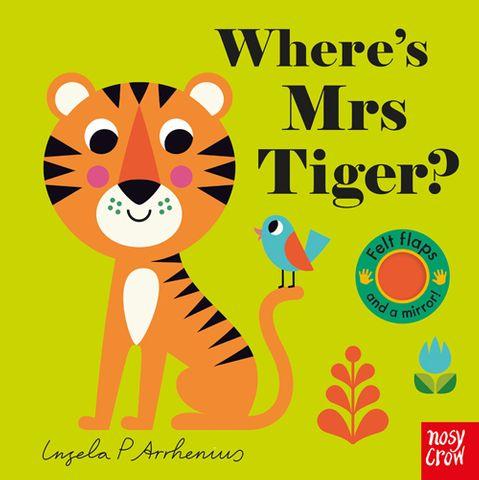 Where's Mrs Tiger?