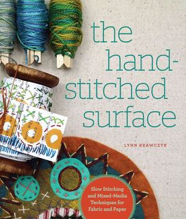 Hand-Stitched Surface