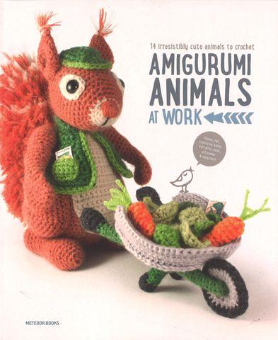 Amigurumi Animals at Work